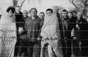 Польские художники в Эстонии посмеялись над Холокостом