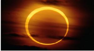 Россияне смогут увидеть частичное солнечное затмение