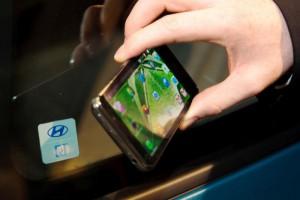 С помощью IPhone можно будет открывать двери автомобиля