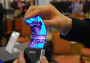 Samsung запатентовала технологию двойного изогнутого экрана