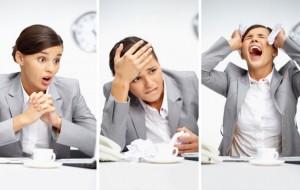 Стресс на работе может вызвать диабет даже у здорового человека