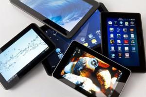 В России впервые упали продажи планшетов