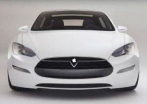 В планах Apple к 2020 году наладить выпуск электромобилей
