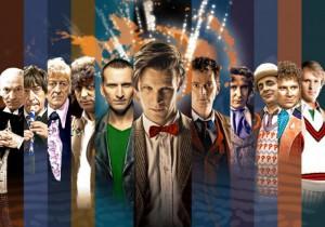 Сегодня десятилетний юбилей выхода нового Доктора Кто