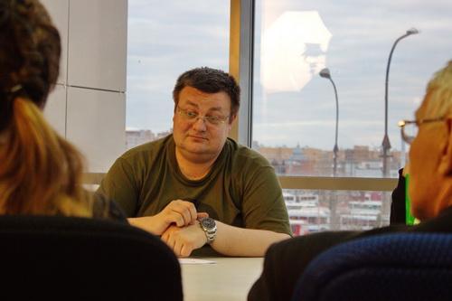Новгородская оппозиция раскритиковала антикризисный план Сергея Митина