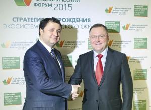 Евгений Жирков сделает Балашиху особой экологической территорией Подмосковья
