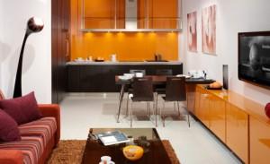 Кухня-студия плюсы и минусы
