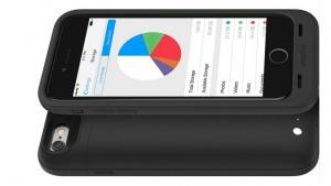 Чехол для iPhone добавит гаджету силы и памяти