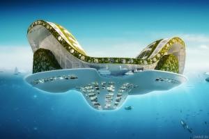 В 2020 году появится первый на планете плавучий город