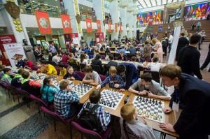 В Москве определили победителей Школьной лиги по интеллектуальным видам спорта