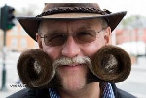 В Москве выбирали лучшую бороду России