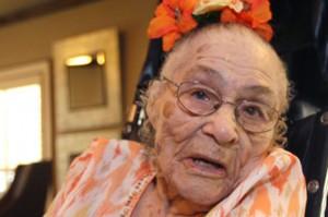 В США на 116 - ом году жизни скончалась обладательница титула старейшей жительницы Земли
