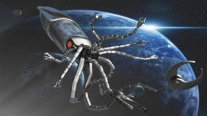 NASA планирует искать жизнь в инопланетных океанах с помощью мягкого робота - кальмара