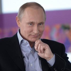 Президент Путин рассказал, что такое счастье