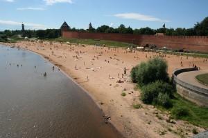 10 июня в Великом Новгороде откроется купальный сезон