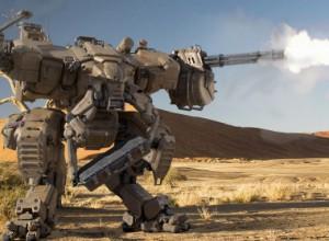 """В России начались испытания """"мозгов"""" для боевых роботов - андроидов"""