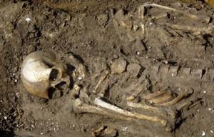 Индейцы требуют От США вернуть им древний скелет
