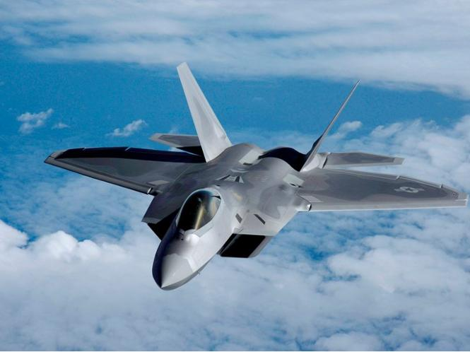 Российский истребитель пролетел в нескольких метрах от ВВС США