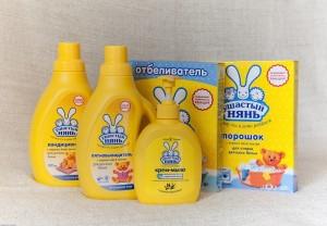С 15 июня в Россию запрещен ввоз украинских моющих средств