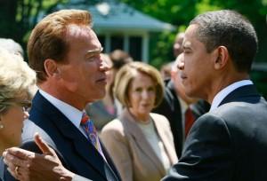 СМИ: Шварценеггер уверен, что управлять США он сможет лучше, чем Обама