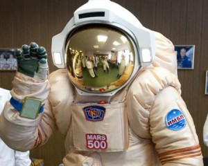 Российские разработчики представили скафандр для выхода в открытый космос
