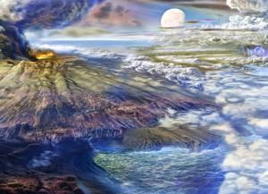 Ученым известно, почему жизнь зародилась именно на Земле