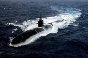 В России планируется создать краску для арктических подводных лодок