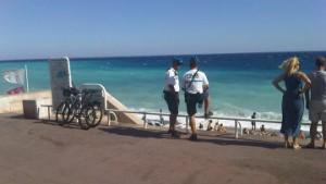 Из - за снаряда времен Второй мировой войны в Ницце эвакуировали сразу три пляжа