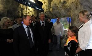 На ВДНХ открыли крупнейший в Европе океанариум