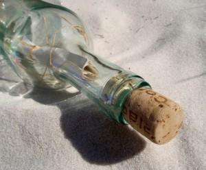 На севере Германии обнаружено старейшее в мире послание в бутылке
