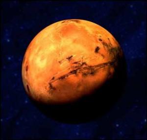 Удивительная находка на Марсе найдены обломки космического корабля