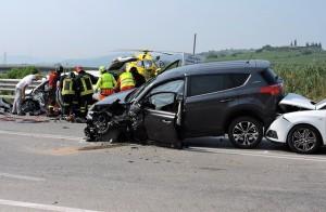 Жуткая авария в Сиэтле унесла жизни четверых человек