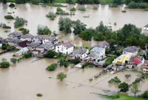 Семнадцать погибших в результате небывалого наводнения в Каролине