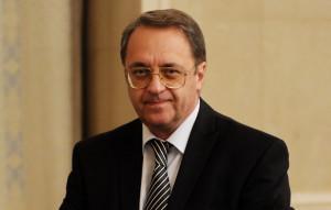 Представитель РФ встретился с сирийскими оппозиционерами в Каире