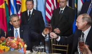 Украинский вопрос: Путин и Обама ищут компромисс