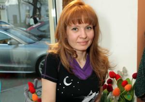Звездный дизайнер Наталья Новикова отпустила снегирей на волю
