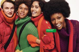 United Colors of Benetton запускает новую коллекцию «A Collection Of Us»