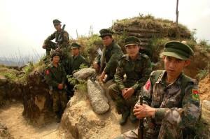 Правительство Бирмы подпишет мирный договор с повстанцами