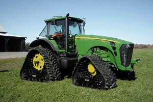 Ремонтируем трактор вместе