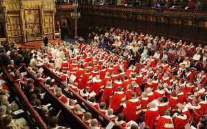Британия: В Палате Лордов появилась первая женщина епископ