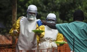 Финансовая помощь предотвратила 40000 смертей от Эболы