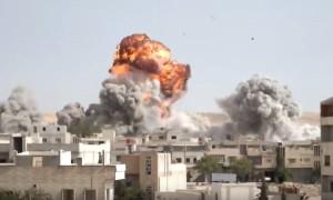 Антитеррористическая коалиция нанесла 25 авиаударов по ИГ за последние сутки