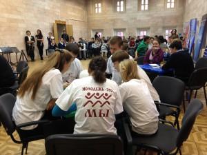 «Георгиевский центр» провел международную образовательную игру «Православная традиция»!