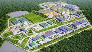Минпромторг России поддерживает создание индустриальных парков