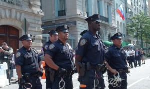 В Нью-Йорке участились случаи убийств полицейских