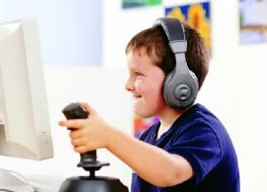 Ученые: Видеоигры вредят успеваемости ребенка
