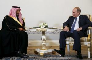 Эр-Рияд предостерег руководство РФ от опасных последствий в Сирии