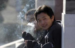 Прогноз: Каждый третий китайский мужчина умрет от курения