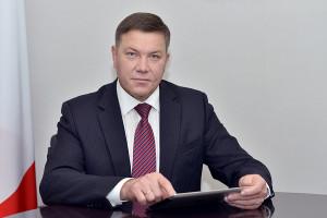 Олег Кувшинников открыл третий международный форум здоровья