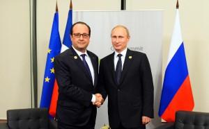 Франция и РФ согласовали план действий против террористов